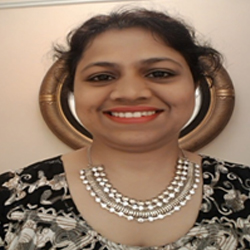 Nandini Padiyar -Commercial Manager,Lintas India Pvt Ltd