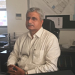 Anil Kishore Singh -Chief Executive Officer,Adani Hazira Port Pvt. Ltd